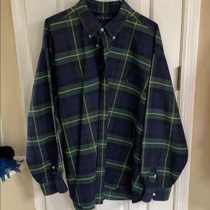 Men's Ralph Lauren dress shirt.  XXL